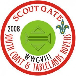 WWG North VIII - ScoutGate Badge