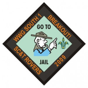 WWG South I - Breakout Badge