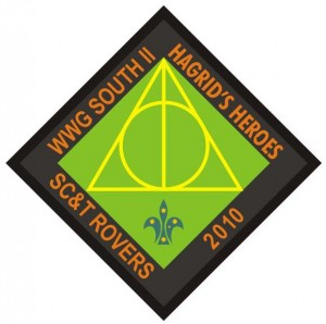 WWG South II - Hagrid's Heroes Badge