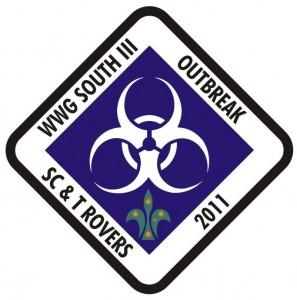 WWG South III - Outbreak Badge